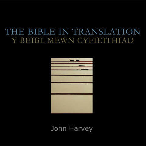 The Bible in Translation - CD John Harvey|Y Beibl mewn Cyfieithiad - CD John Harvey