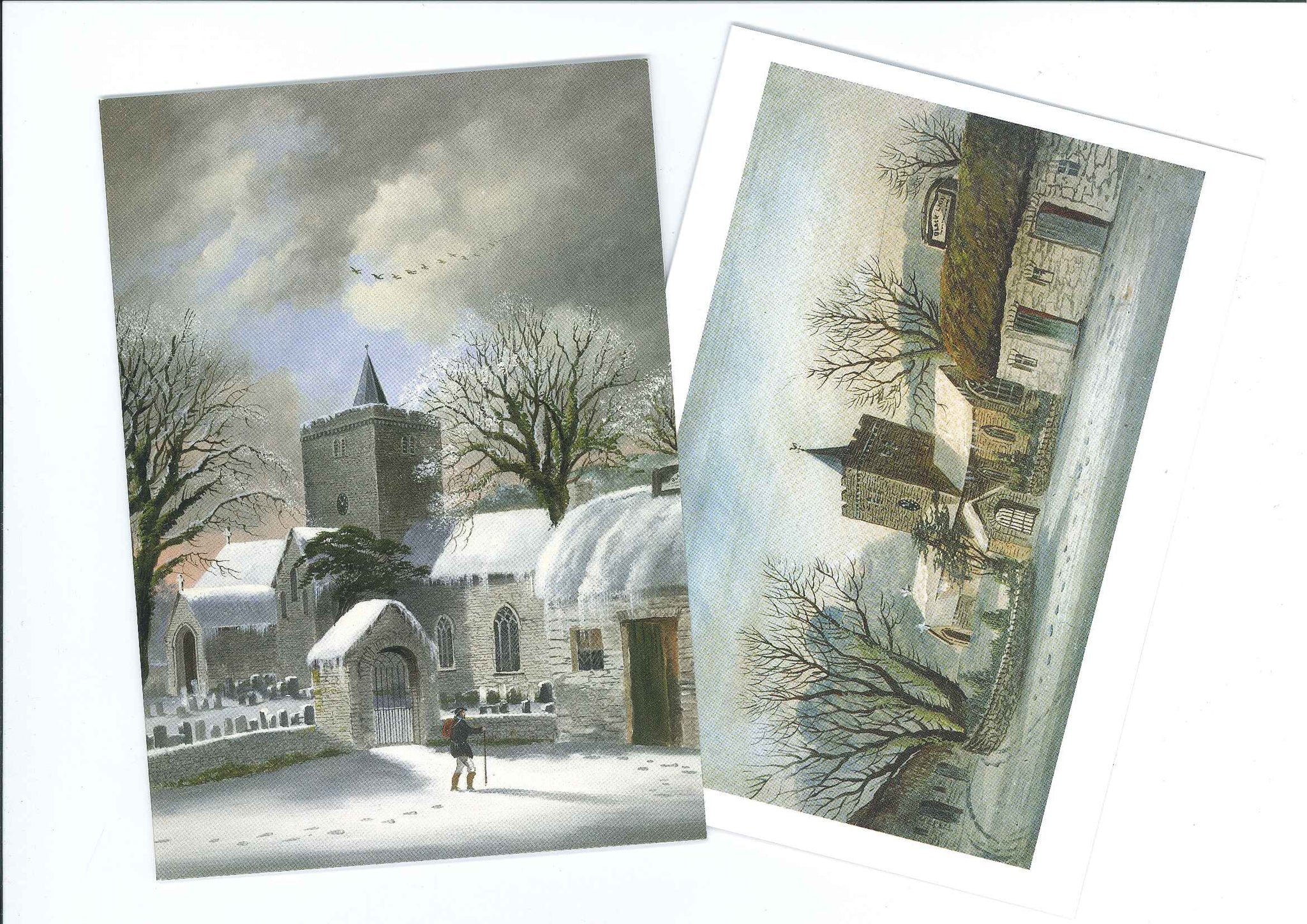 Christmas Cards- Llanbadarn Fawr Church