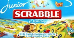 Junior Scrabble in Welsh|Junior Scrabble yn Gymraeg