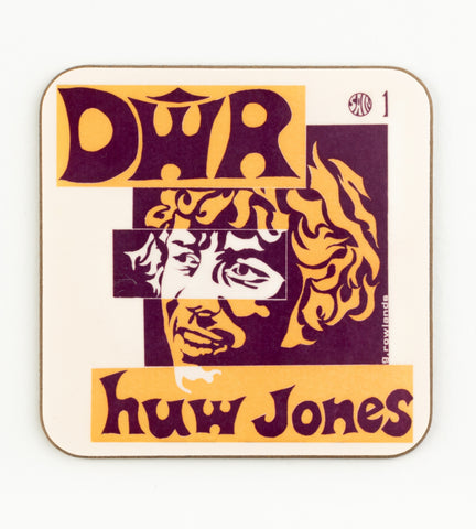 Coaster - Dŵr (Huw Jones)