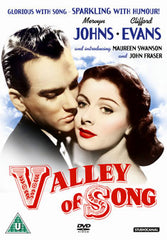 Valley of Song DVD