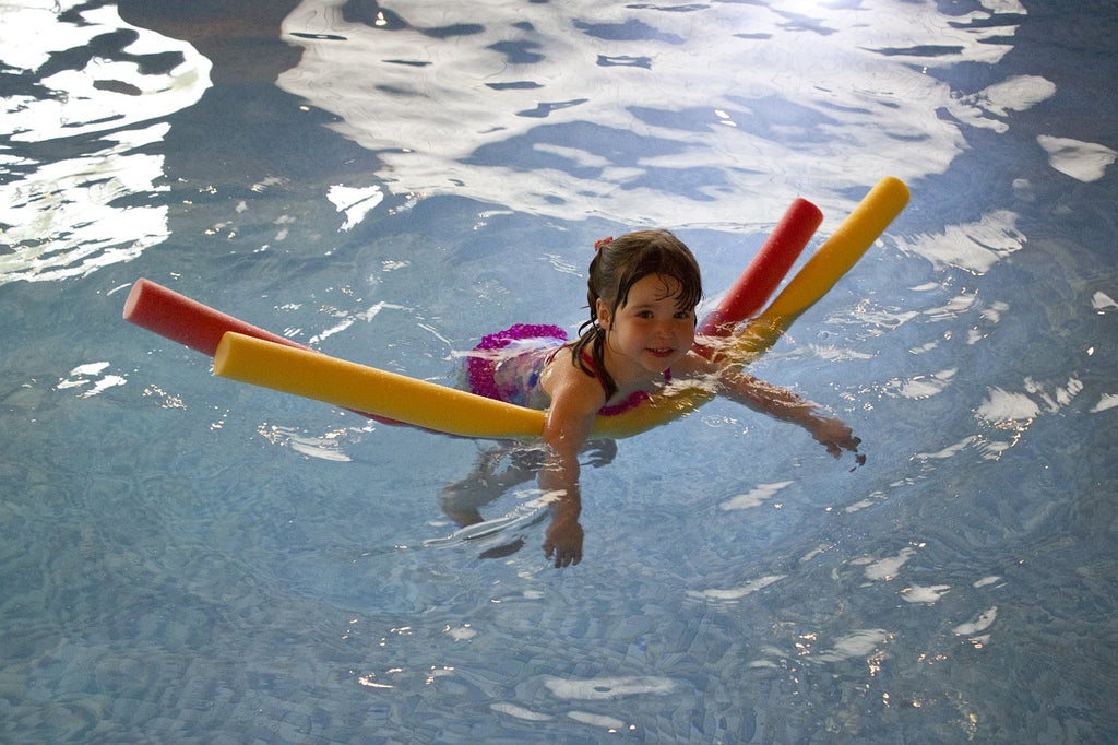 Foam Pool Noodles