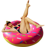 Inflatable Donut Pool Float Raft - RiffSpheres