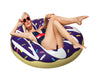 Inflatable Donut Pool Floats Purple-Riffspheres-1