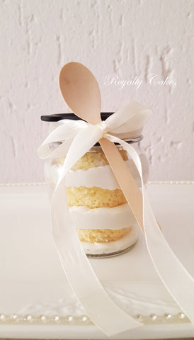 Carrot CupCake in a Jar 6 or 12