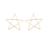 Gemini Star Earrings ,Gemini Star Earrings, Earrings, Chibi Jewels, Chibi Jewels - Chibi Jewels