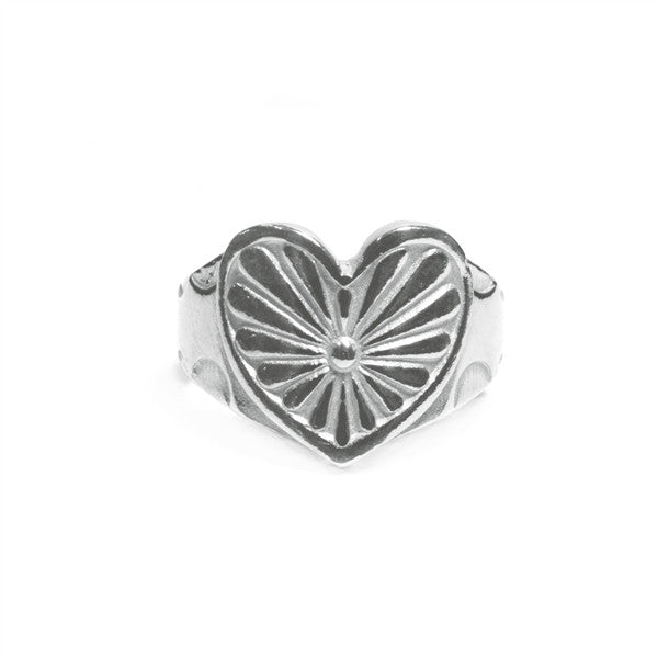 Heart Concho Ring ,Heart Concho Ring, Ring, Chibi Jewels, Chibi Jewels - Chibi Jewels
