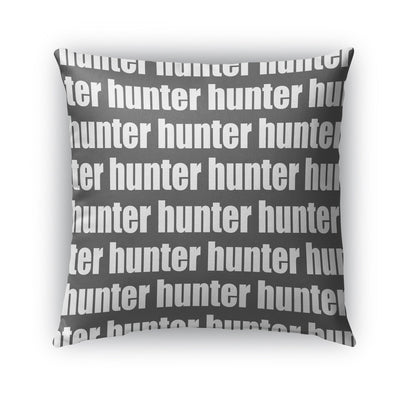 PERSONALIZED NAME THROW PILLOW - BOLD (COVER ONLY)