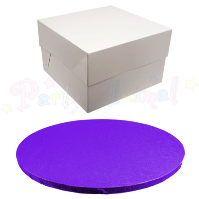Cake Board and Box Combinations Supplies