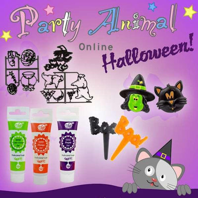 Cake Supplies for Halloween from all the best brands FREE UK Shipping over £30