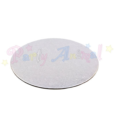 ROUND Cut Edge Cake Board - 3