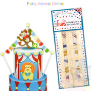 FMM Sugarcraft - Decorative Bunting Large Tappit Set
