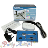 Orchard Products Art of Cake Mini Airbrush and Compressor Kit 2011001