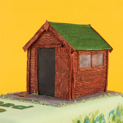 Patchwork Cutters MAKE-A-SHED