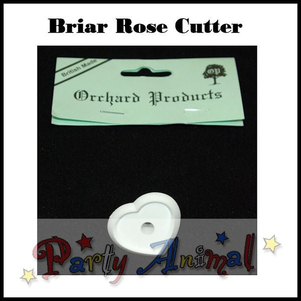 Orchard Products Briar Rose Petal Cutter R14
