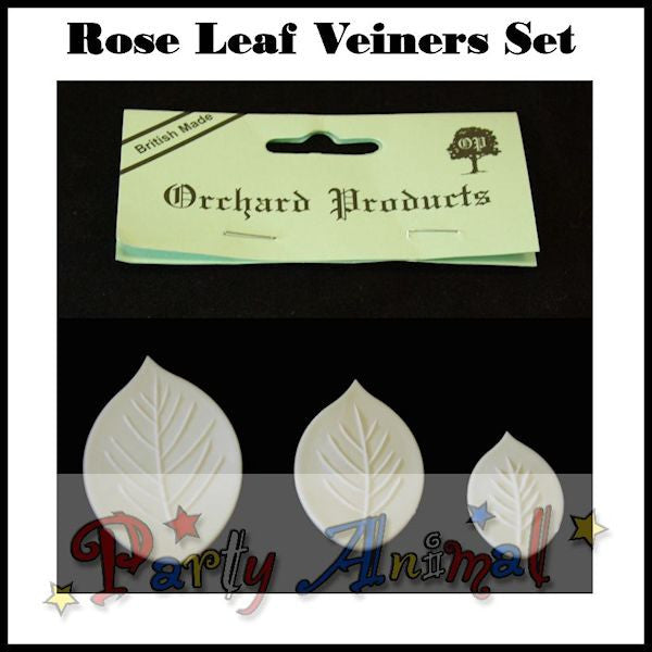 Orchard Products Leaf Veiners R8, R9, R10