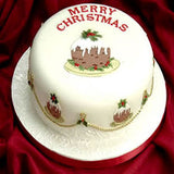 Patchwork Cutters CHRISTMAS PUDDINGS Design ideas
