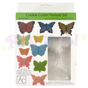 Autumn Carpenter Cookie Cutter Set BUTTERFLIES