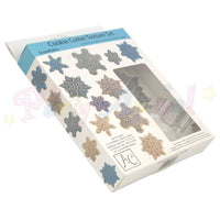 Autumn Carpenter Cookie Cutters SNOWFLAKES Set