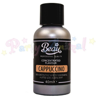 Beau Products CAPPUCCINO Food Flavouring