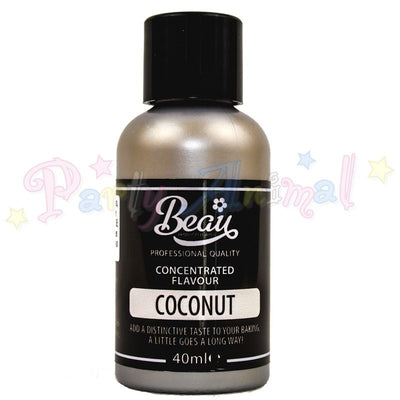 Beau Products COCONUT Food Flavouring