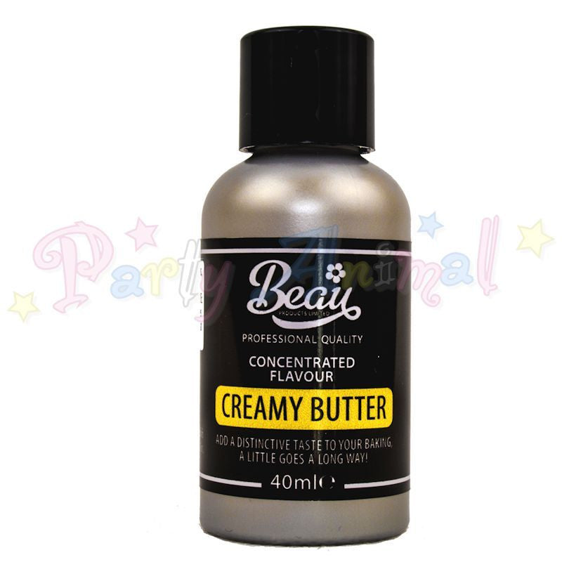 Beau Products CREAMY BUTTER Food Flavouring