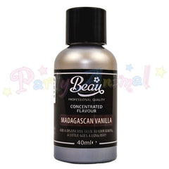 Beau Products MADAGASCAN VANILLA Food Flavouring