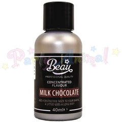 Beau Products MILK CHOCOLATE Food Flavouring