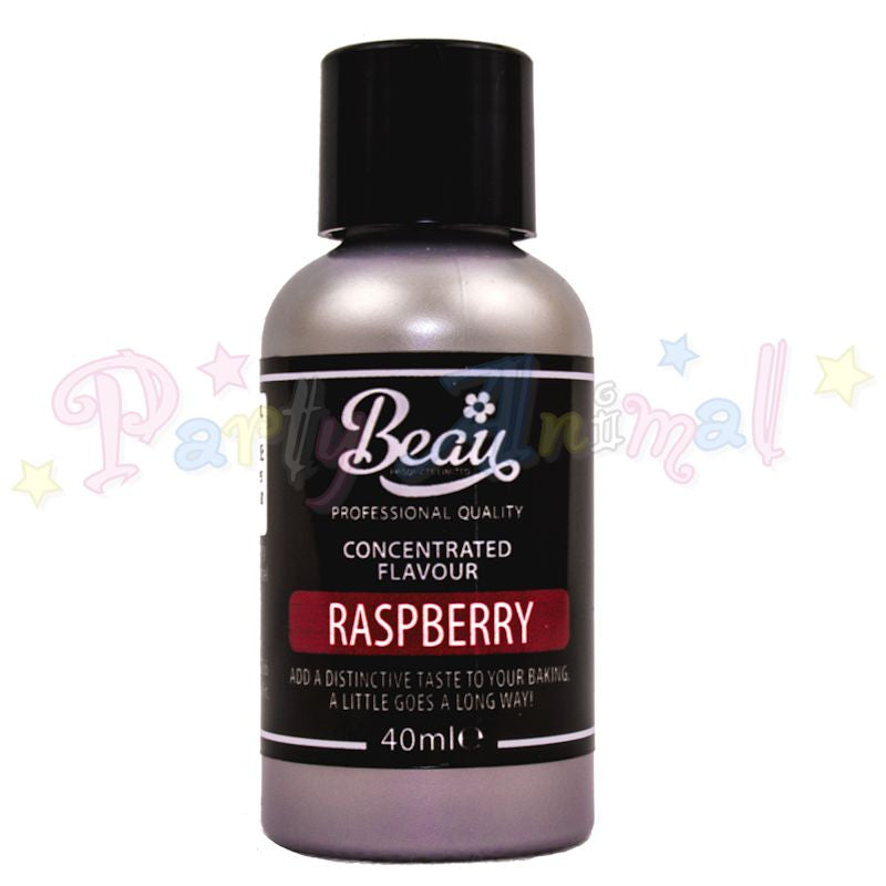 Beau Products RASPBERRY Food Flavouring