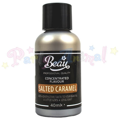 Beau Products SALTED CARAMEL Food Flavouring