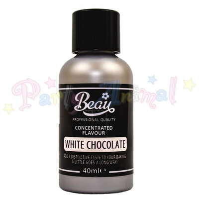 Beau Products WHITE CHOCOLATE Food Flavouring