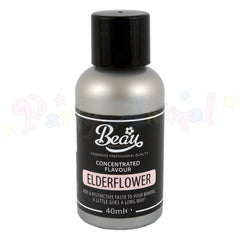 Beau Products ELDERFLOWER Food Flavouring
