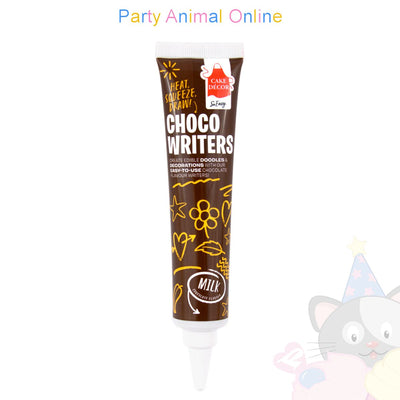 Cake Decor Choco Writer - MILK Chocolate Writing Tube
