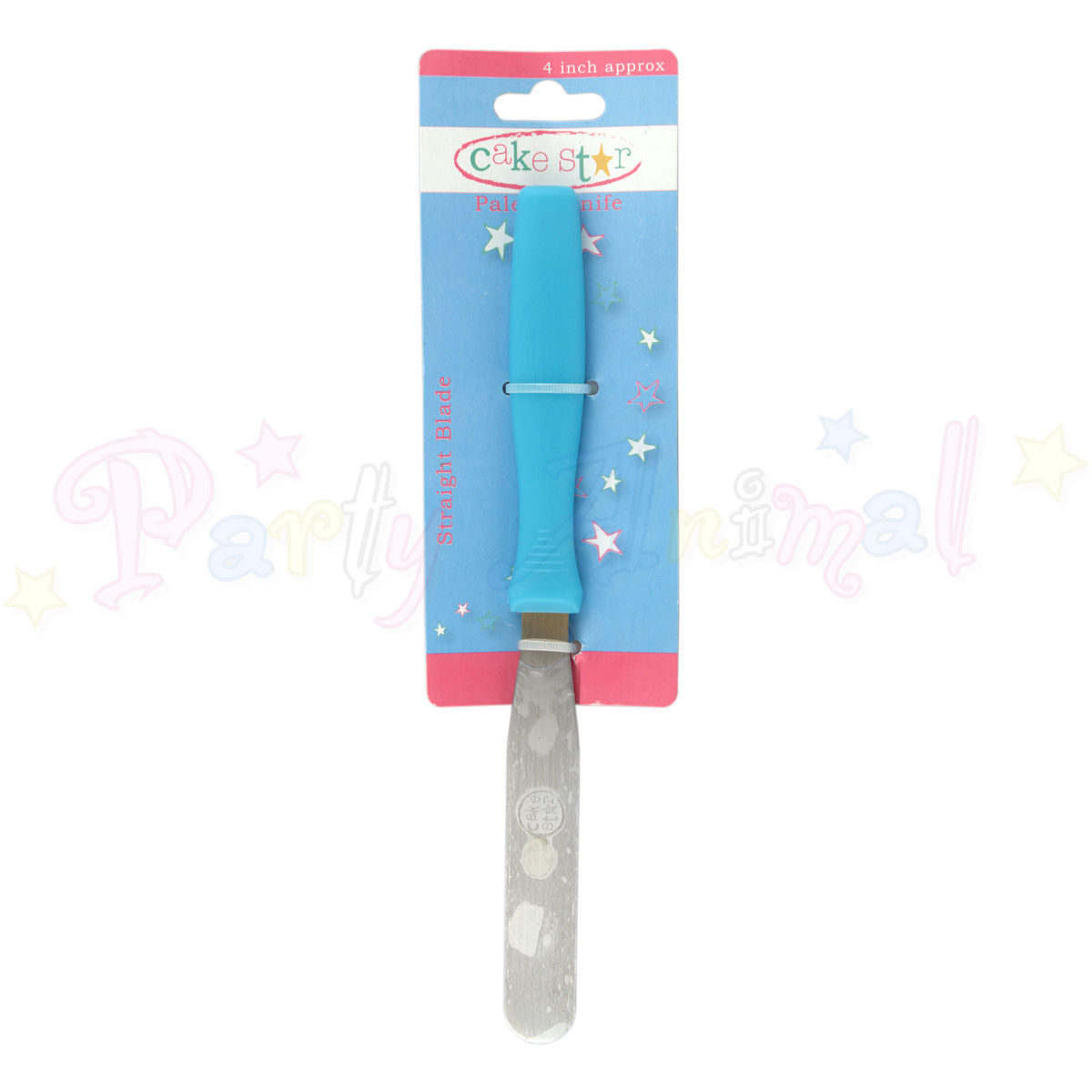 Cake Star - Palette Knife - Straight Blade 4 Inch (100mm)