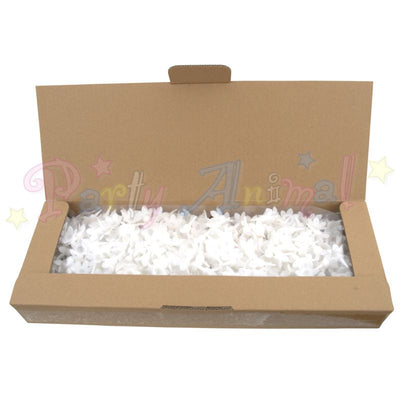 Candle Holders - White - 500 Bulk Pack