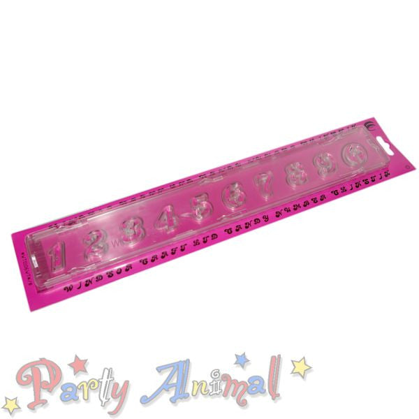 Windsor Clikstix CANDY Number Cutter
