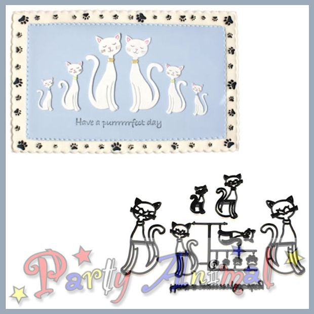 Patchwork Cutters CATS Cutter Set