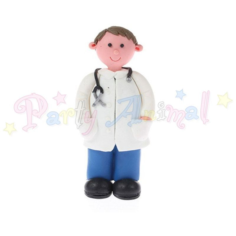 Claydough Figure -  Doctor