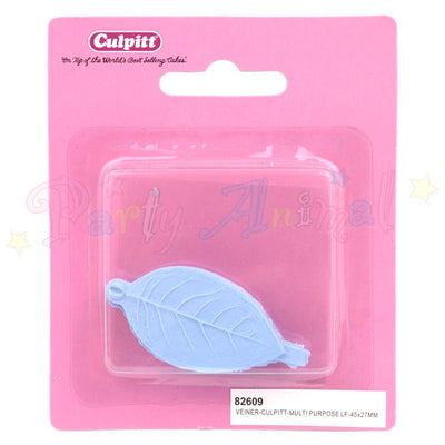 Culpitt Double Veiner - Multipurpose Leaf Veiner - Standard - 45 x 27mm