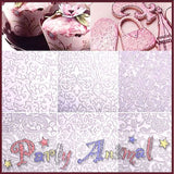 Culpitt FLORAL Texture Sheets - Set of 6