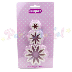 Culpitt Cutters - DAISY set of 3