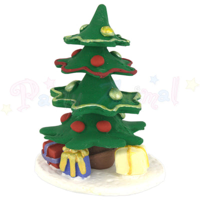 Claydough Cake Topper - Decorated Christmas Tree