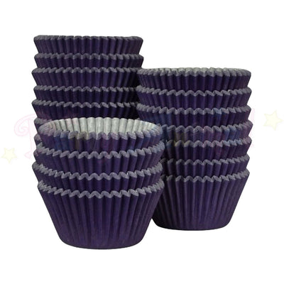 Bulk Purple Cupcake Baking Cases