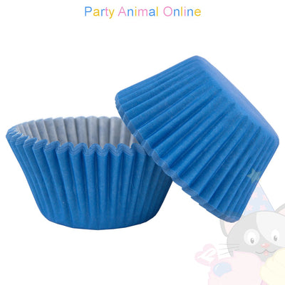 Small Muffin Baking Cases - 50 pack - Dark Blue