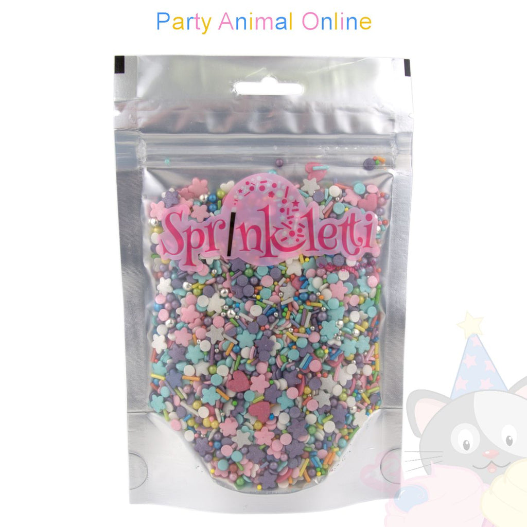 Sprinkletti - Edible Sprinkles Range - Enchanted 100g