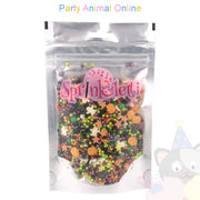 Sprinkletti - Edible Sprinkles Range - Spooky Mix 100g