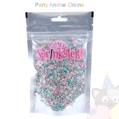 Sprinkletti - Edible Sprinkles Range - Unicorn Mix 100g