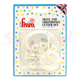 FMM Cutters - Pirate Skull and Crossbones