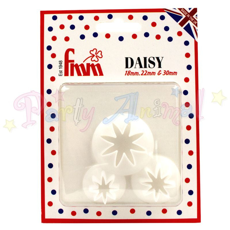 FMM Daisy Cutters - Set of 3