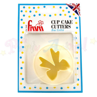 FMM - Double sided cupcake cutter - Bows